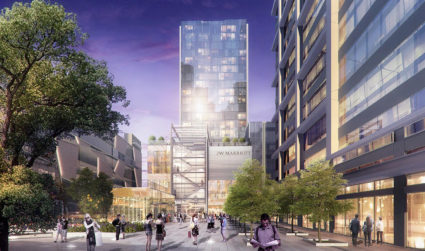 New 5-star hotel coming to Uptown — View renderings of Charlotte's JW Marriott