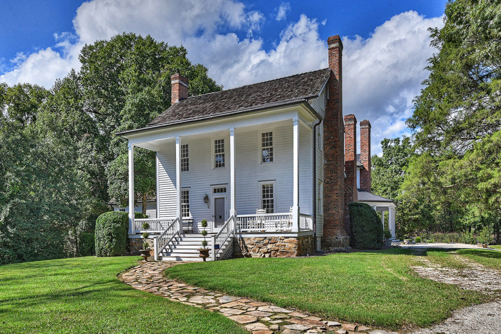 1800s SouthPark mansion back on the market for $2.75M