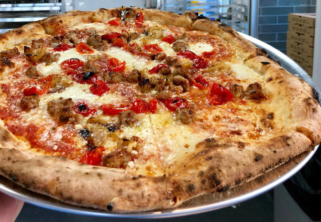 Capishe, a fast-casual Italian restaurant, off to hot start — view menu and food photos