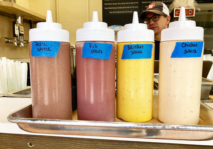sauces-at-sweet-lew's-bbq