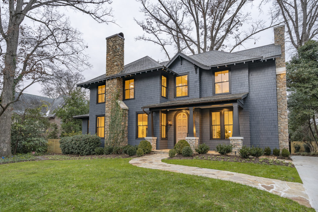 Unique to the neighborhood: Newly renovated 1920s Myers Park home asks $3.2 million