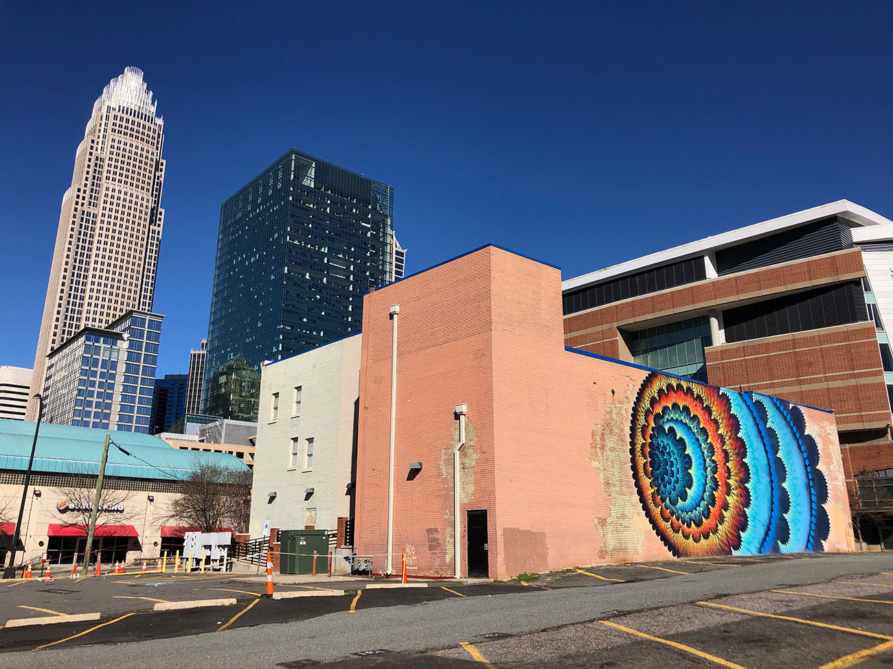 The definitive guide to 70+ Charlotte street murals, mapped
