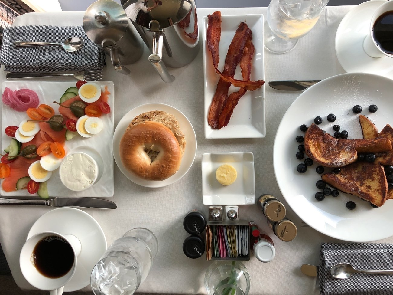 Photo tour: How to eat and drink your way through the Ritz in 24 hours