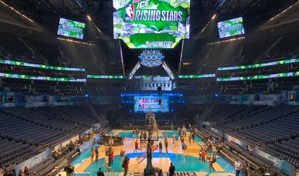 Why the Hornets launched a Shark Tank-like competition for Charlotte entrepreneurs