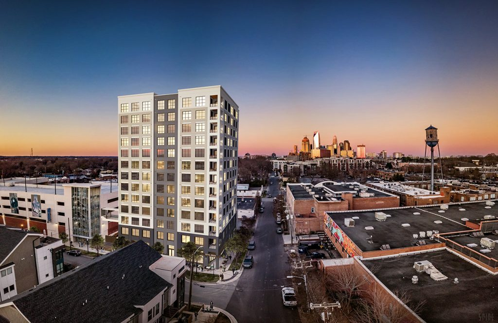 Under Construction: 4 noteworthy South End apartment projects and what makes each unique