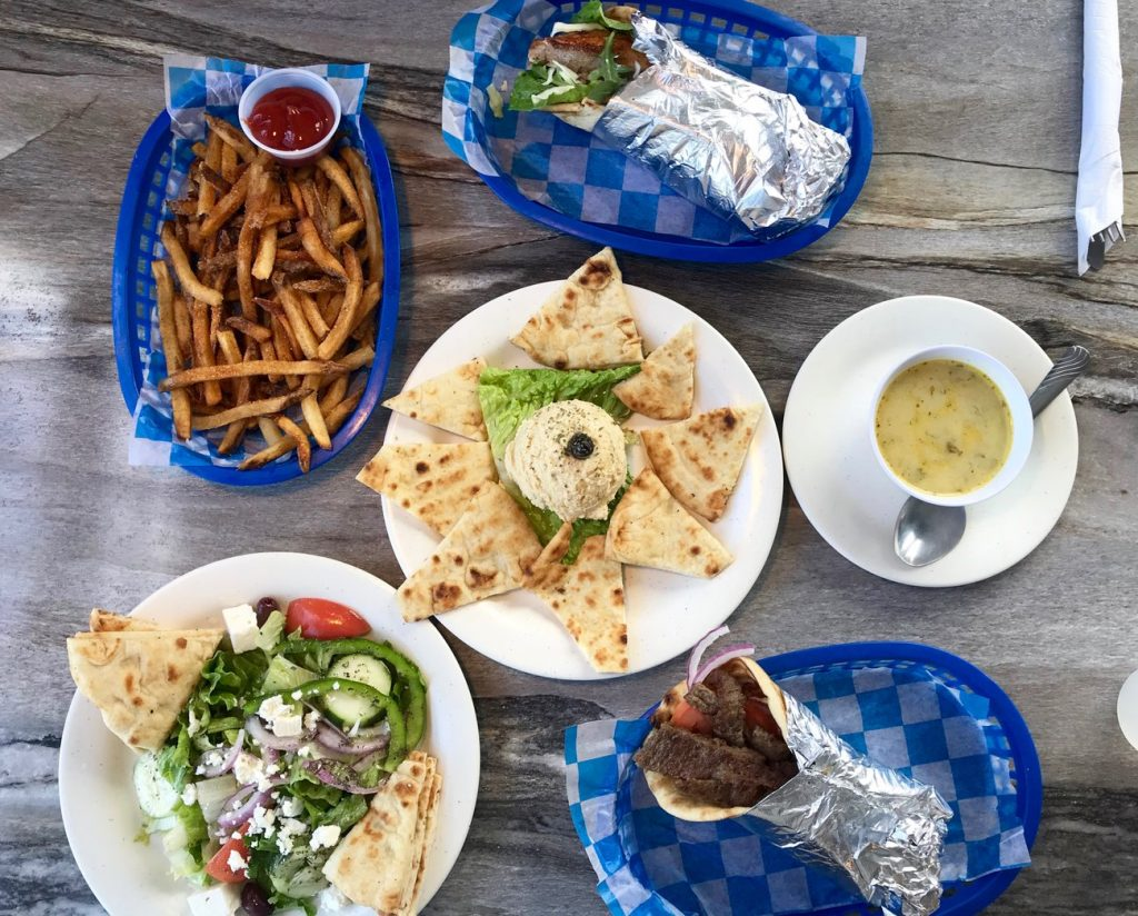 Local Greek restaurant Greco Fresh Grille is expanding like crazy – South End could be next