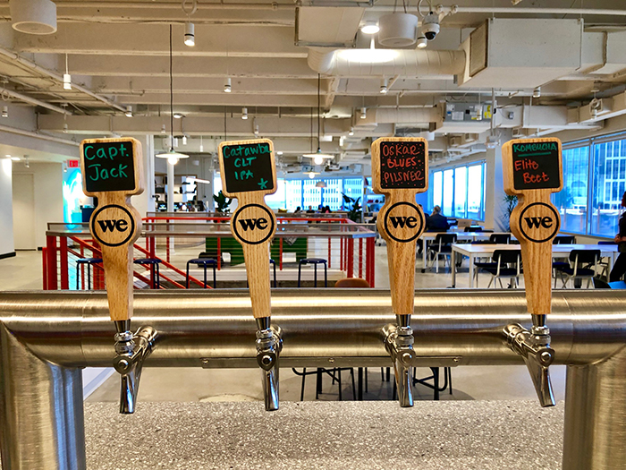 beer-selection-at-wework-charlotte