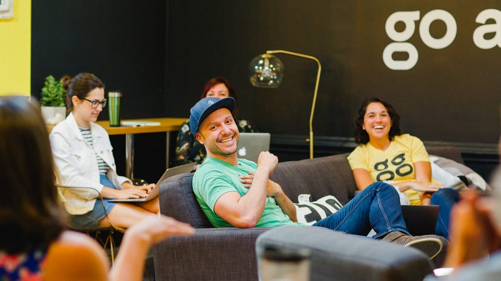 Small Businessperson of the Year finalist: 5 questions with Garrett Tichy of Hygge