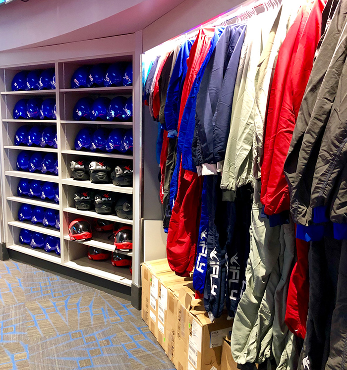 helmets-at-ifly-indoor-skydiving-center-concord-nc