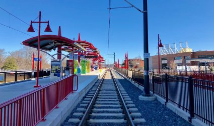 CATS unveils possible light rail routes to Pineville and Ballantyne