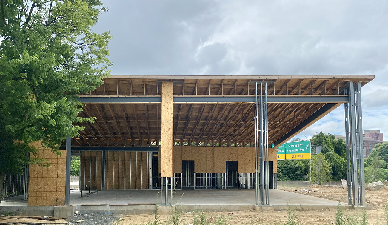 Outdoor brewery with 5,000-square-foot beer garden and concert pavilion coming to Uptown