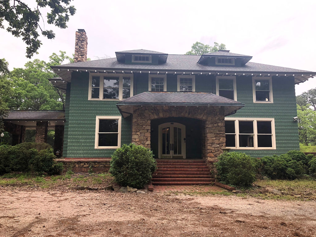 Van Landingham Estate in Plaza Midwood will be restored — expect additional retail and office space