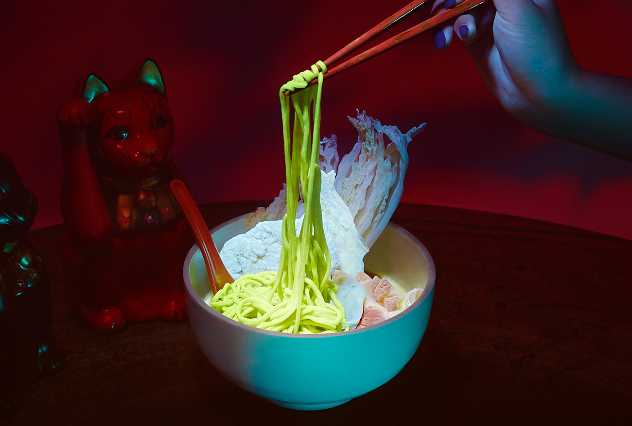 6-seat glow-in-the-dark ramen shop coming to Charlotte — tickets cost $100 per person for 30 minutes
