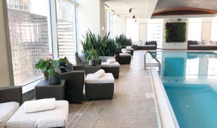 12 cool Charlotte hotel amenities to plan your staycation around