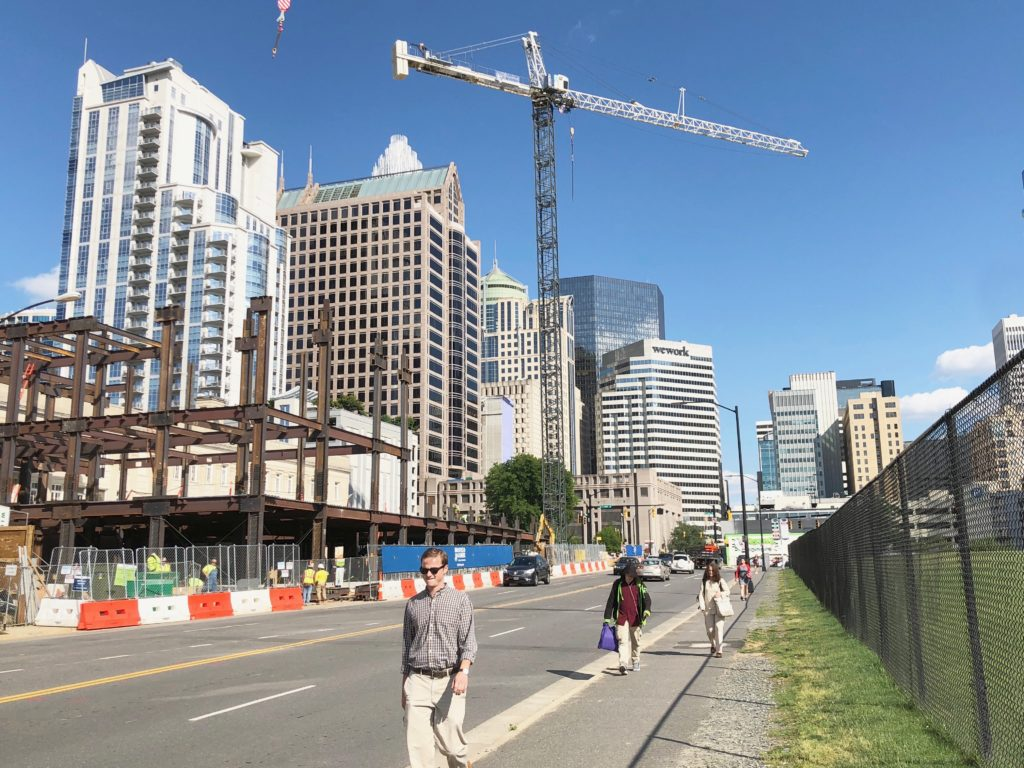 5 reasons people don't walk more in Charlotte