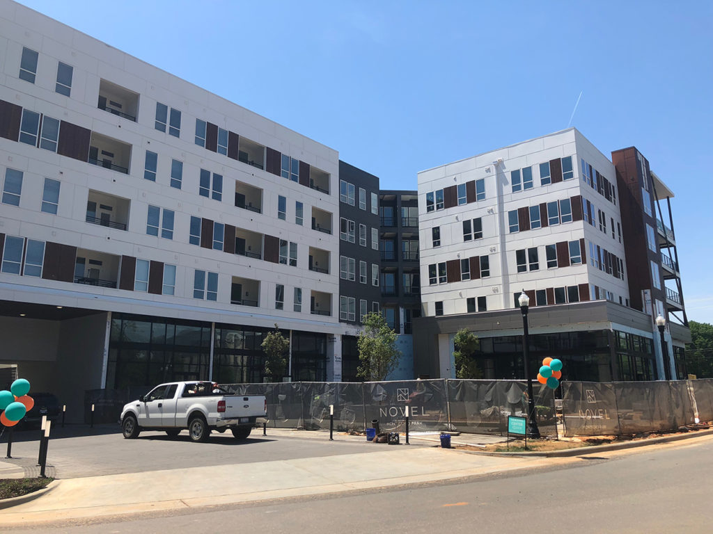 NOVEL Montford Park now leasing its first 55 units, rent ranges $1,170-$3,100 — view photos and renderings