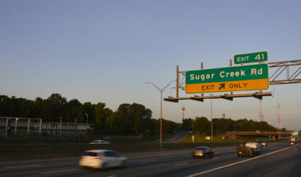 Greg Jackson's Reagan Drive Initiative tackles tough issues at a forgotten interchange on I-85