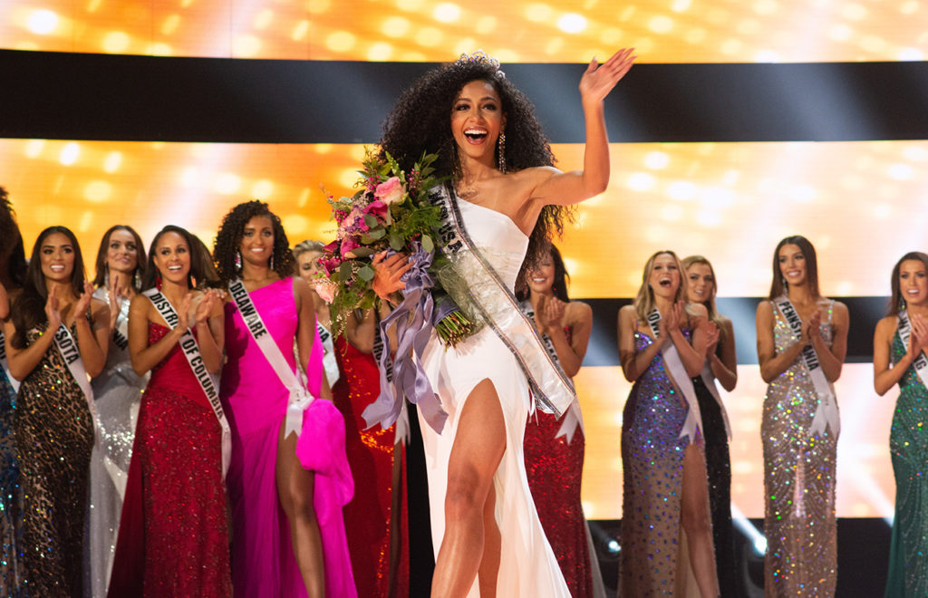 How I Work: 17 questions with 28-year-old lawyer and Miss USA 2019 Cheslie Kryst