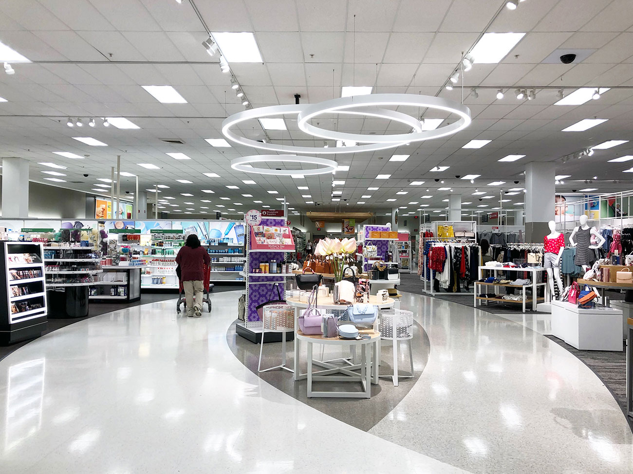 Target Midtown's redesign is complete and balance has been restored to the universe — sort of