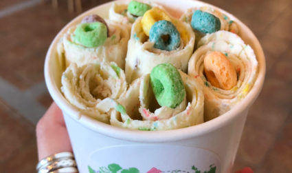 Now Open: Boba tea and rolled ice cream café opens in Madison Park