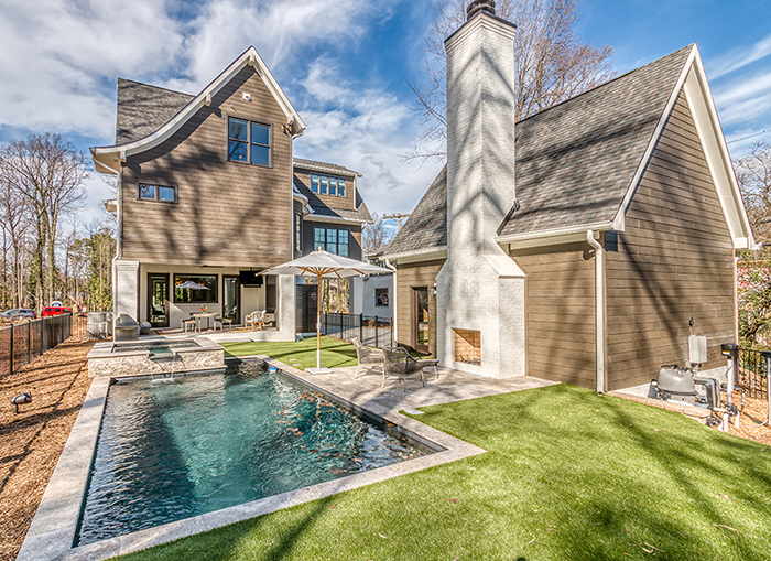 Home of the Year 2019 Finalist for Interior Design pool