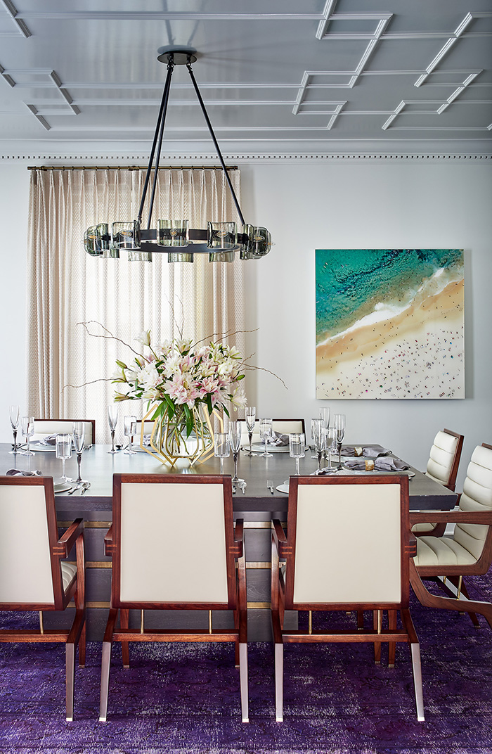 Home of the Year 2019 creative design dining room