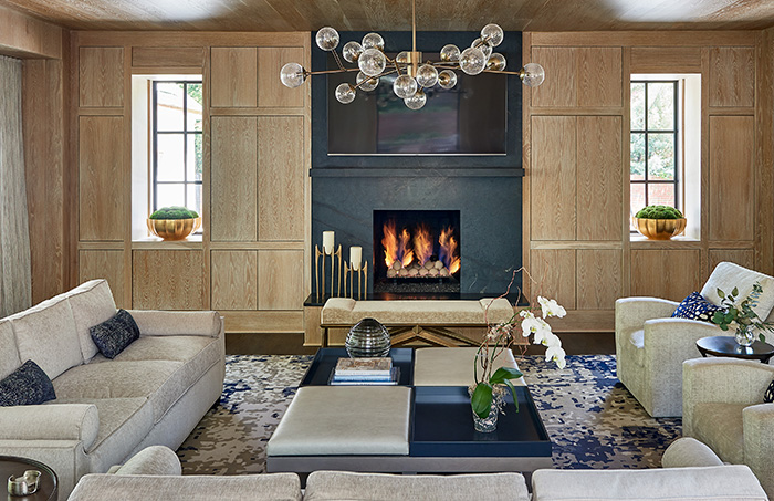 Home of the Year 2019 creative design living room