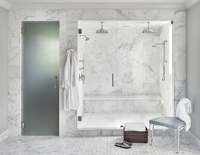 Home of the Year 2019 creative design shower