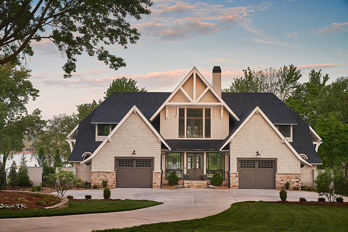Home of the Year 2019 lakeside living front