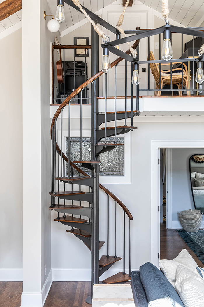 Home of the Year historic renovation orginal stairs