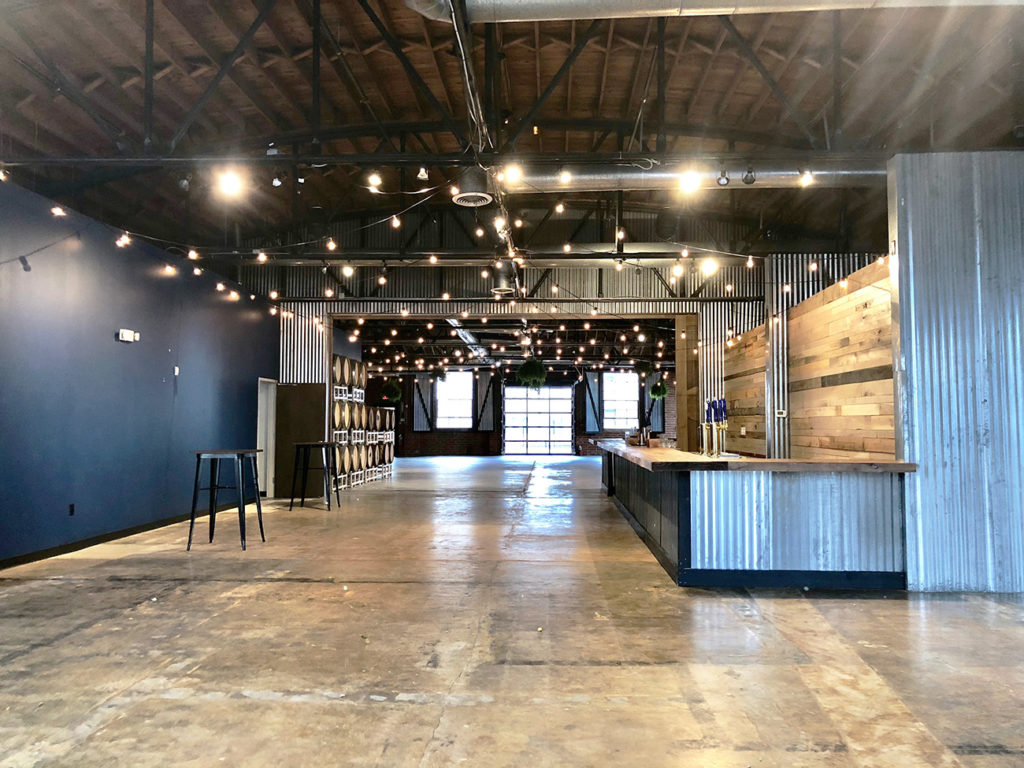 Go inside: Suffolk Punch transforms warehouse next door into a 600-person event venue called Norfolk Hall