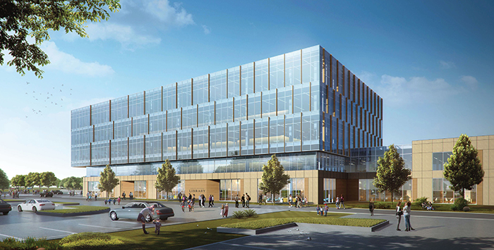 Waters Edge at University Place Rendering