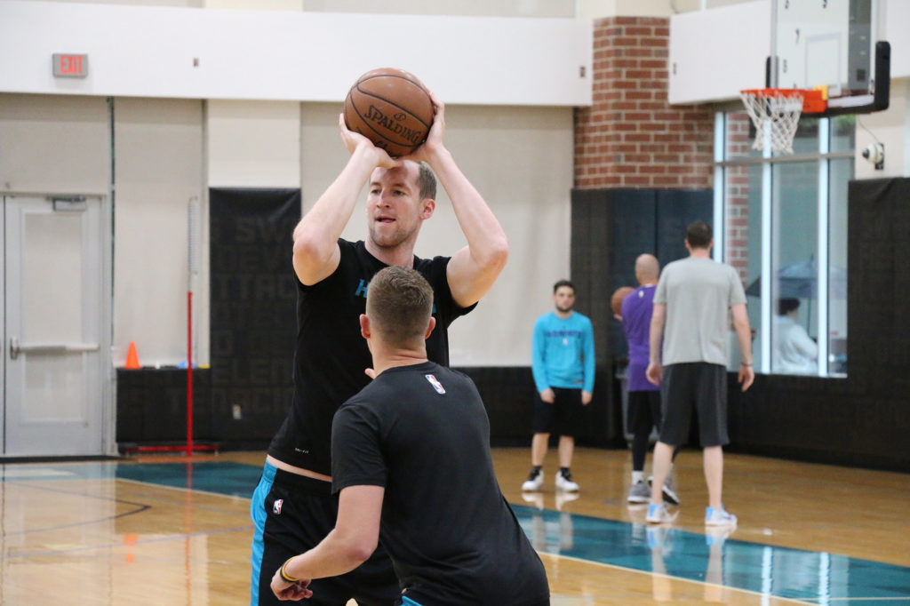 How I Work: 22 questions with Cody Zeller of the Charlotte Hornets