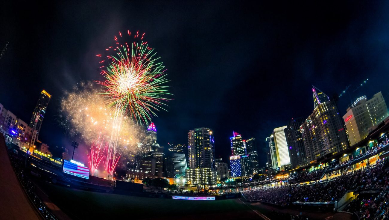 Big fireworks shows are canceled, but some 4th of July celebrations are still on