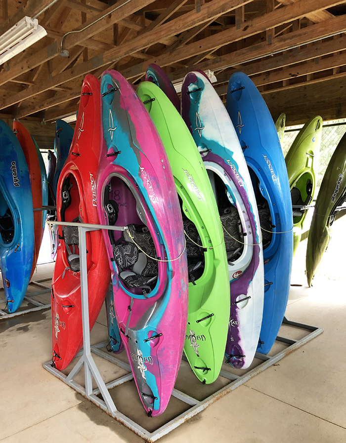 paddleboard whitewater center