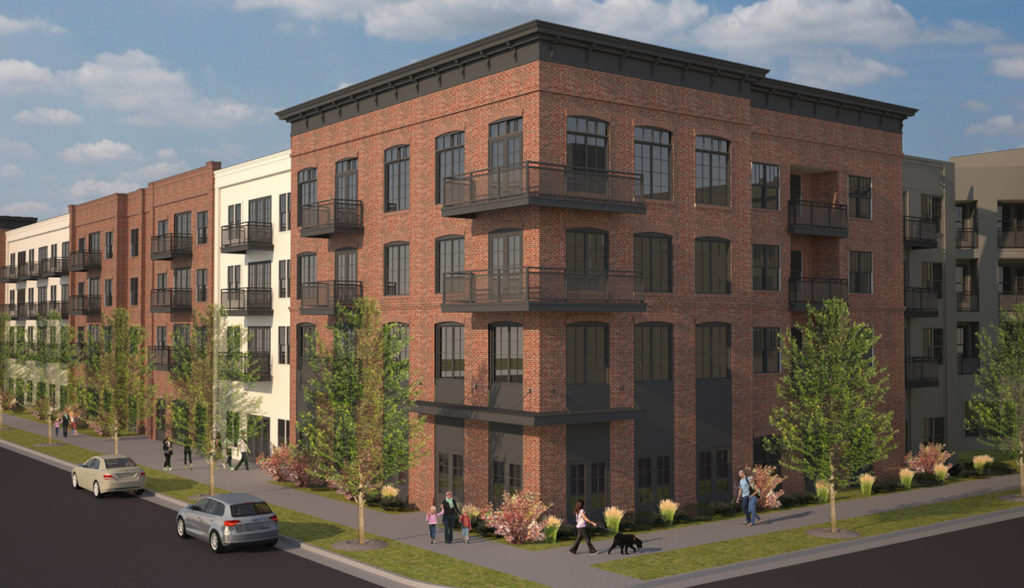 New 350-unit apartment coming to LoSo, just down the street from OMB and Queen Park Social