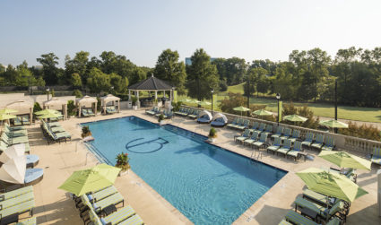 The Ballantyne hotel now offering children's pool parties starting at $30 per child