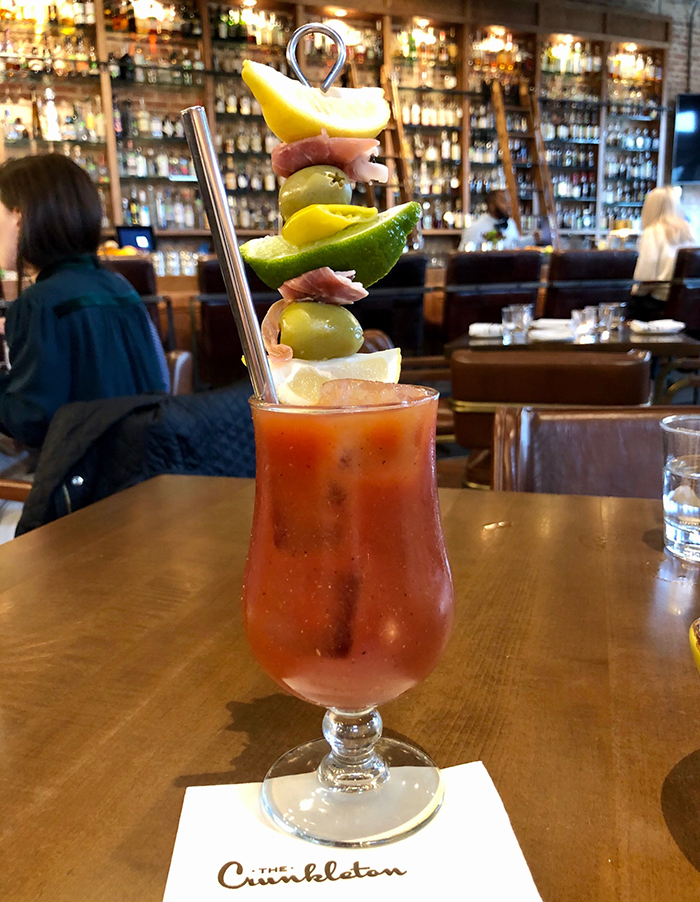 bloody mary at the crunkleton charlotte