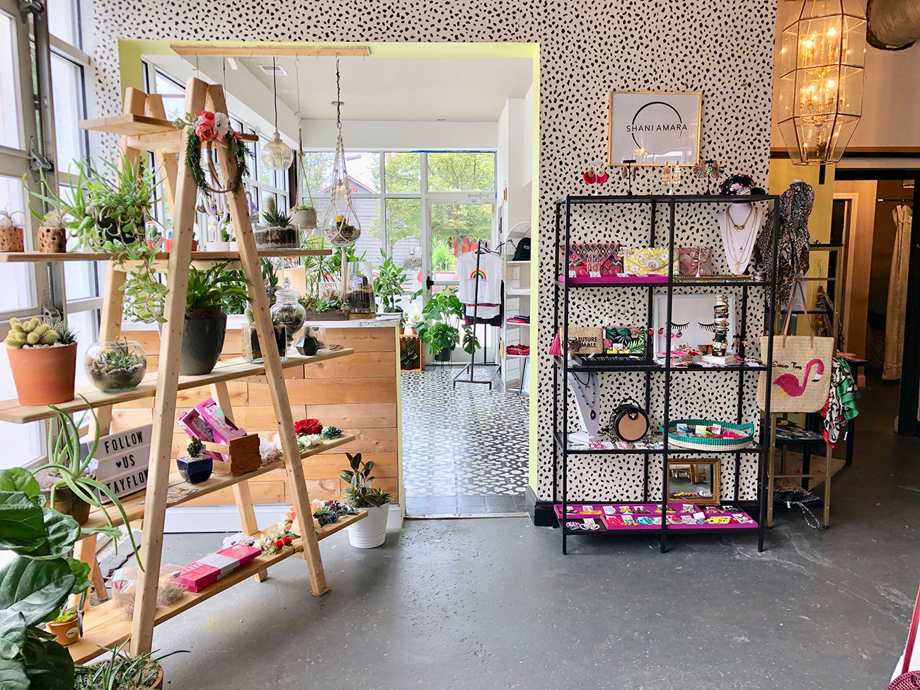 More than a dozen local brands have joined forces to open a multi-vendor retail marketplace in Plaza Midwood