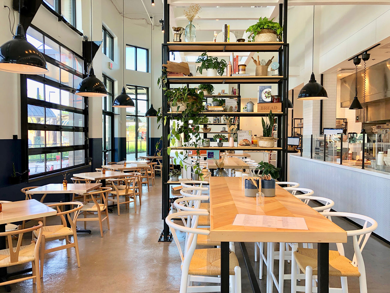 Eight+Sand, the new concept from the teams behind Inizio Pizza and Not Just Coffee, soft opens today — see full menu