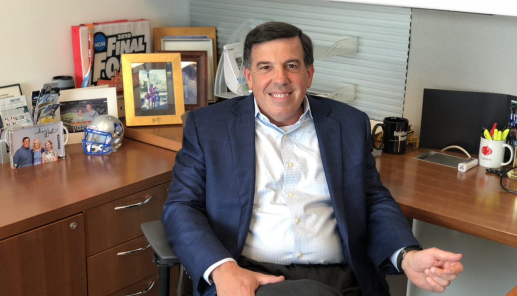 How I Work: 19 quick questions with John Giannuzzi, Carolinas Managing Partner at Deloitte