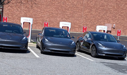 I own a Tesla and this is what it's like to drive an electric car in Charlotte