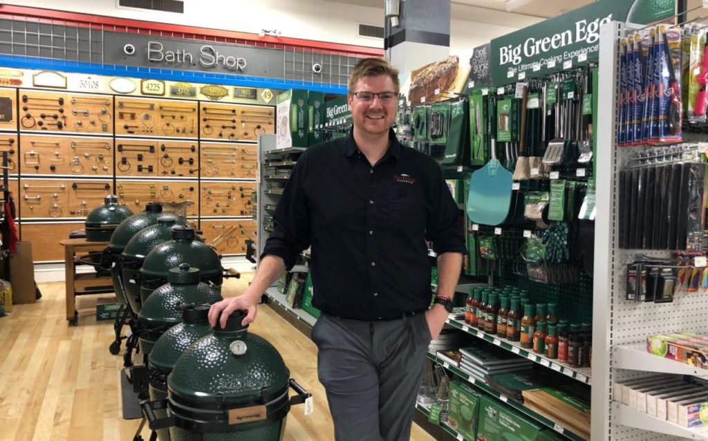 How I Work: 20 quick questions with Andy Wilkerson, Vice President of Blackhawk Hardware