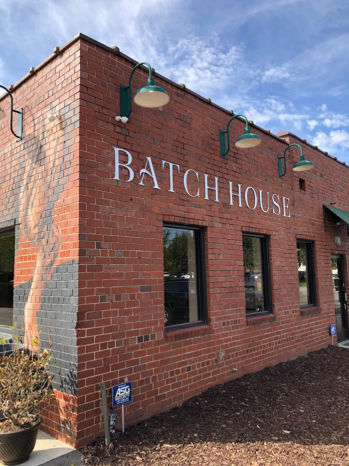 location of the batch house bakery in charlotte
