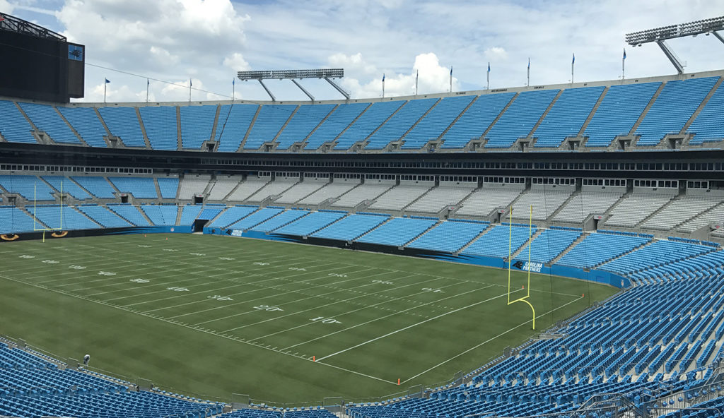 Game day, Covid-19 edition: What to expect at Panthers' games (and other sporting events)