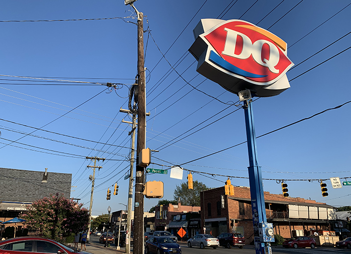 The historic Dairy Queen in Plaza Midwood will close its doors Nov. 1
