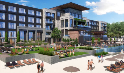 Remember that Lake Norman lakefront hotel project? It's still happening