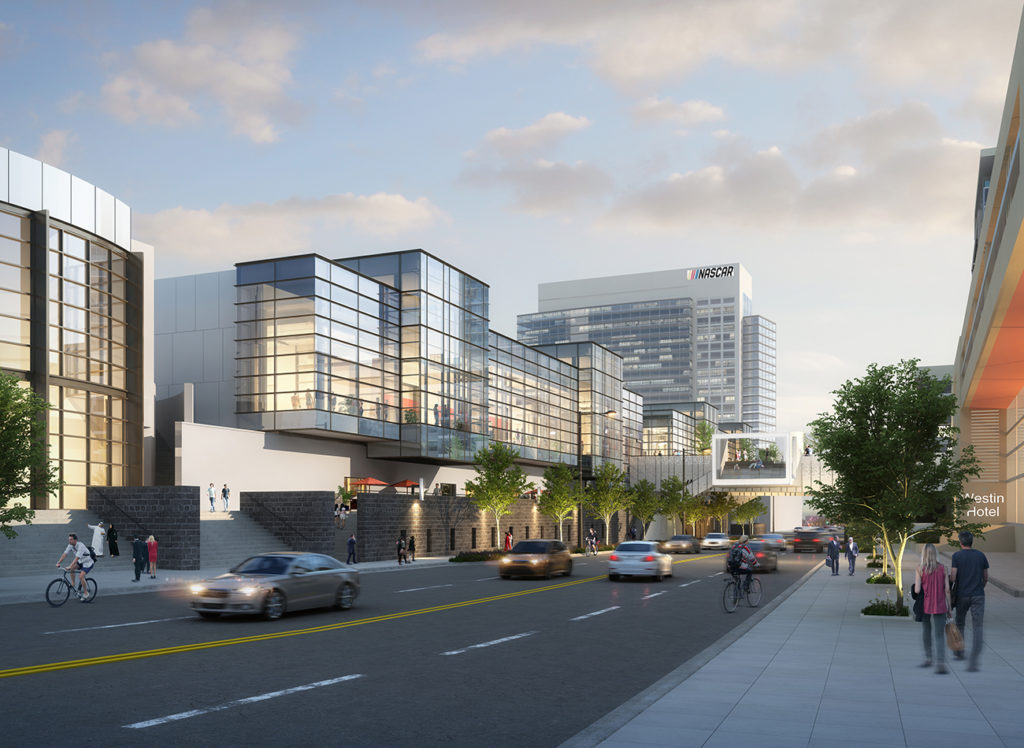 Construction begins on Charlotte Convention Center's $115 million expansion