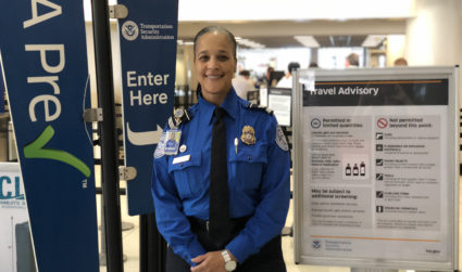 How I Work: 17 questions with TSA officer Dana Burrell
