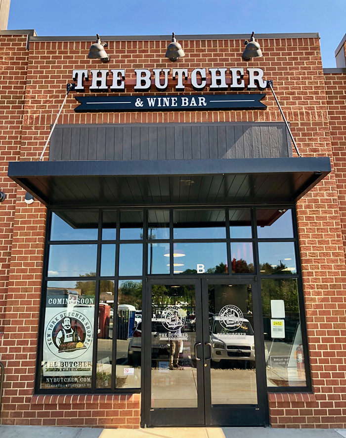 location new york butcher shoppe in dilworth